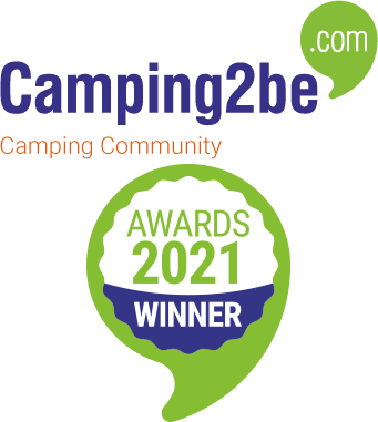 Camping 2be awards 2020