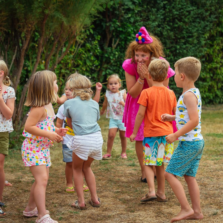 Camping Animations Enfants