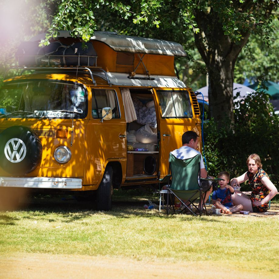 Camping Proche Angers